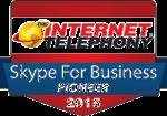2015 internet telephony skype award