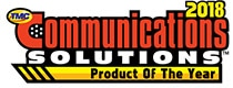 TMC Names Numonix a 2018 Communications Solutions Product of the Year Award Winner