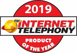gI 152994 2019 INTERNET TELEPHONY Product of the Year Logo