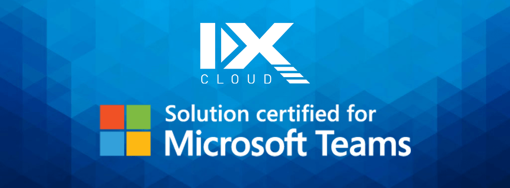 ixcloud certified microsoft teams